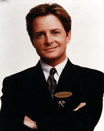 Michael J. Fox Epitomized Success in Family Ties