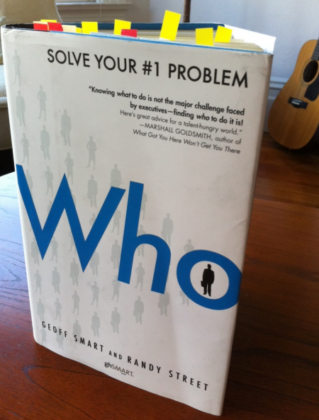 """""""If you have anything to do with hiring, buy this book now!"""""""